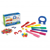 LER2064 - Classroom Magnet Lab Kit in Magnetism
