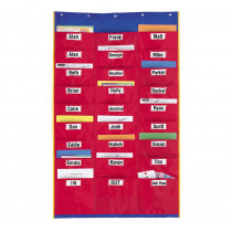 LER2255 - Organization Station Pocket Chart in Pocket Charts