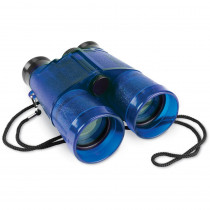 LER2421 - Binoculars 6X 35Mm Lenses Plastic in Lab Equipment