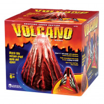 LER2430 - Erupting Volcano Model in Experiments