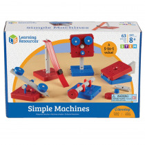 LER2442 - Simple Machines Set Of 5 in Simple Machines