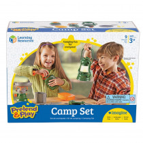 LER2653 - Pretend And Play Camp Set in Pretend & Play