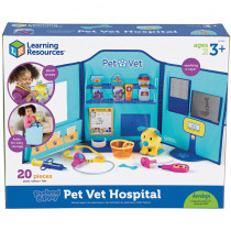 LER2660 - Pretend & Play Animal Hospital in Pretend & Play