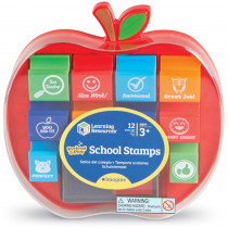 LER2688 - Pretend And Play School Stamps in Pretend & Play