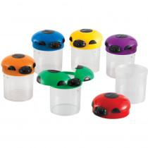 LER2781 - Big View Bug Jars 6/Set in Animal Studies