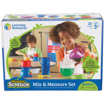LER2783 - Primary Science Mix & Measure Set in Activity Books & Kits