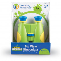 LER2818 - Primary Science Big View Binoculars in Lab Equipment