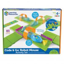 LER2831 - Stem Robot Mouse Coding Activity Set in Activity Books & Kits