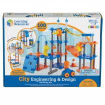 LER2843 - City Builder Engineering Set in Blocks & Construction Play