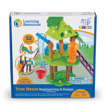 LER2844 - Treehouse Builder Engineering Set in Blocks & Construction Play