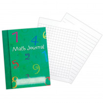 LER3468 - Math Journal Set Of 10 in Note Books & Pads