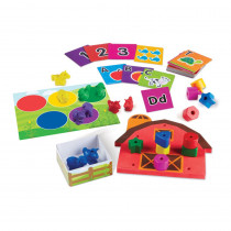 LER3483 - All Ready For Toddler Time Readiness Kit in Hands-on Activities