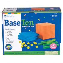 LER3551 - Base Ten Starter Set Brights in Base Ten