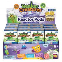 LER3818 - Beaker Creatures Reactor Pod Set Of 24 in Chemistry