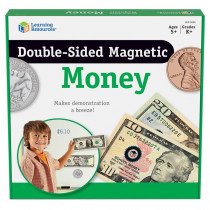 LER5080 - Double-Sided Magnetic Money in Money