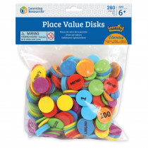 LER5215 - Place Value Disks in Place Value