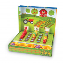 LER5553 - Veggie Farm Sorting Set in Sorting