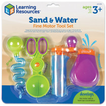 LER5559 - Sand And Water Fine Motor Set in Sand & Water