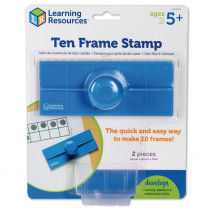 LER6652 - Ten Frame Stamps in Stamps