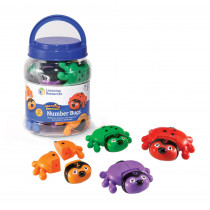 LER6700 - Snap-N-Learn  Number Bugs in Counting