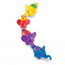 LER6703 - Snap N Learn Counting Elephants in Manipulatives