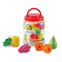 Snap-n-Learn Fruit - LER6715 | Learning Resources | Play Food