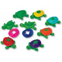 LER7303 - Smart Splash Shape Shell Turtles in Sand & Water