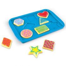 LER7353 - Smart Snacks Sugar Cookie Shapes in Hands-on Activities