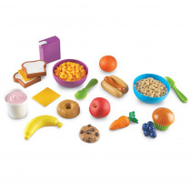 LER7711 - Toddler Treats Play Food Set in Play Food