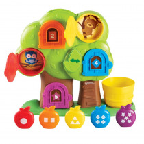 LER7741 - Hide & Seek Learning Treehouse in Sorting