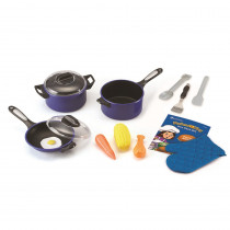 LER9082 - Pretend & Play Pro Chef Set in Play Food