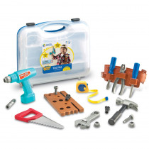 LER9130 - Pretend & Play Work Belt Tool Set in Pretend & Play