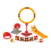 LER9289 - Wacky Wheels Stem Challenge in Activity Books & Kits