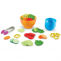 LER9745D - New Sprouts Garden Fresh Salad Set in Play Food