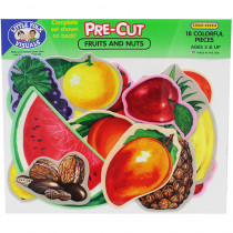 LFV22314 - Fruit & Vegetable Felt Set in Flannel Boards