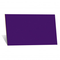 LFV4007 - Flannelboard Small Mounted Dark Purple Background in Flannel Boards