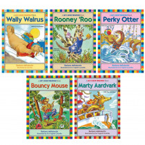 LPB1467764590 - Lets Read Together Vowel Combinations 5 Book Set in Language Arts