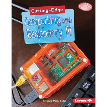 LPB1541527755 - Cutting-Edge Stem Computing With Raspberry Pi in Activity Books & Kits