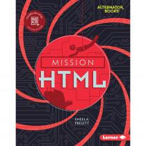 Mission HTML - LPB1541573730 | Lerner Publications | Science