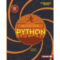 Mission Python - LPB1541573757 | Lerner Publications | Science