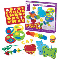 LR-2117 - Primer Pack Ages 3-6 in Manipulatives