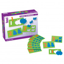 LR-2414 - Number Play 10/Pk Ages 3-6 in Counting