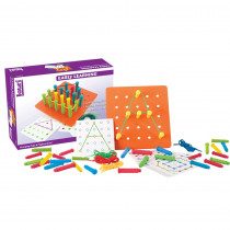 LR-2419 - Stringing Pegs & Pegboard Set in Pegs