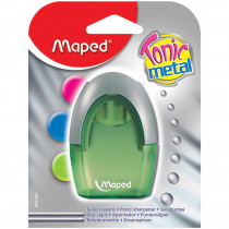 MAP006900 - Tonic 2 Hole Metal Pencil Sharpener in Pencils & Accessories