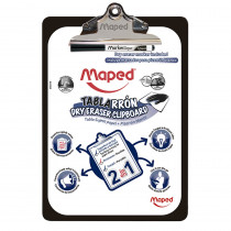 MAP350210 - Dry Erase Clipboard in Clipboards