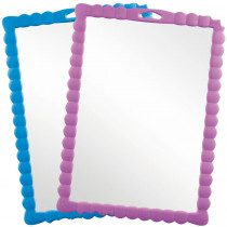 MAP583712 - Dry Erase Board Clear 30/Pk Kidy Board Unbreakable Transparent in Dry Erase Boards