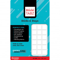 Sticki TABZ, Pack of 120 - MAV50643 | Dss Distributing | Organization