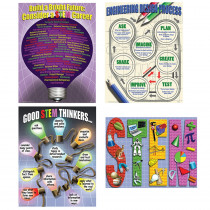 MC-P095 - Stem Teaching Poster Set in Science