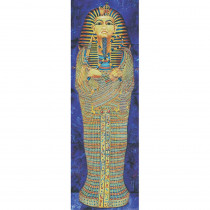 MC-V1606 - Colossal Poster Egyptian Mummy Gr 4-9& Up Over 5-1/2 Tall in Social Studies