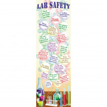 MC-V1686 - Science Lab Safety Colossal Poster in General